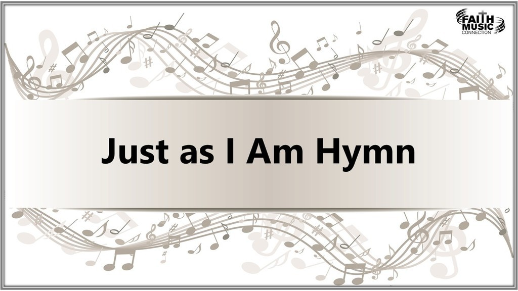 Just as I Am Hymn