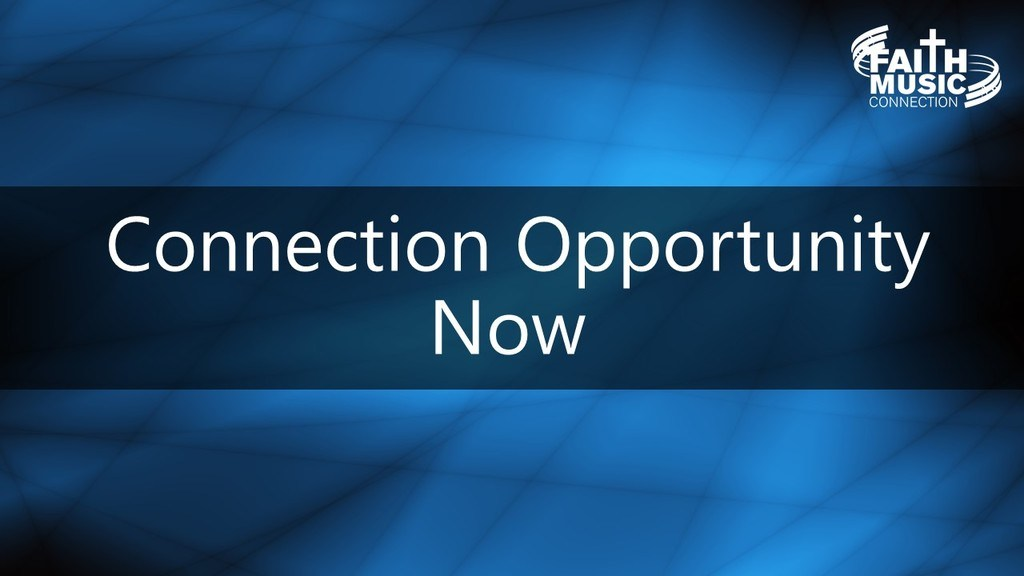 Connection Opportunity Now