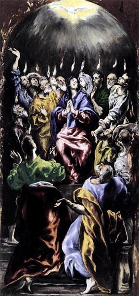 By El Greco